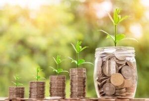 Intéressement et pièces de monnaies