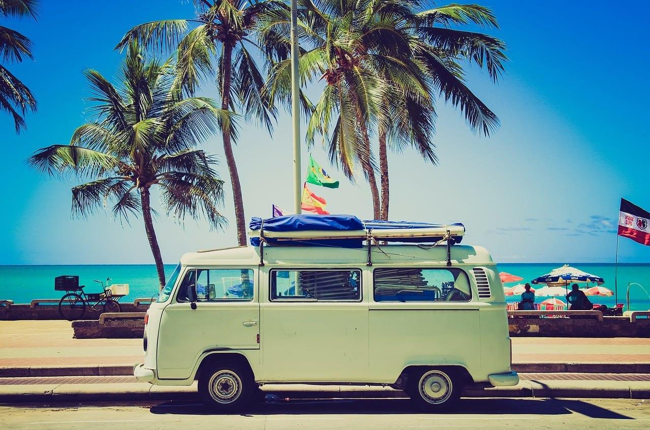 congés payés sur la route des vacances